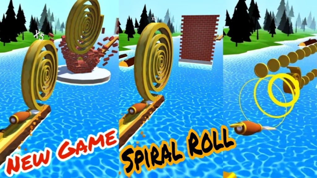 Spiral Roll for PC