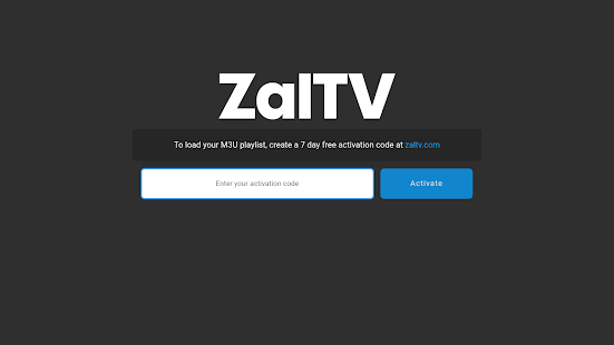 ZalTV Player for PC
